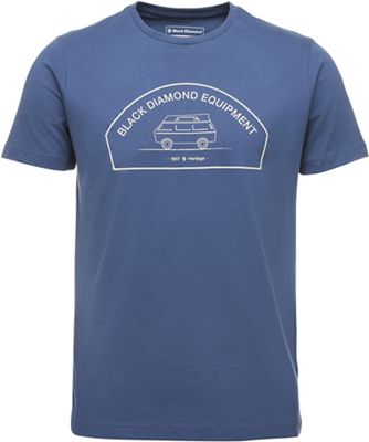 Black Diamond Men's SS Rock Van Tee