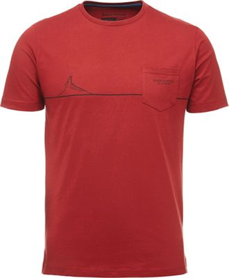 Black Diamond SS Men's Tower Tee