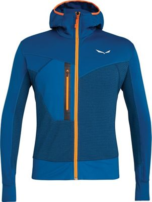 Salewa Men's Pedroc Hybrid Full Zip Hoody