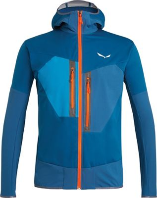 Salewa Men's Pedroc 2 SW/DST Jacket