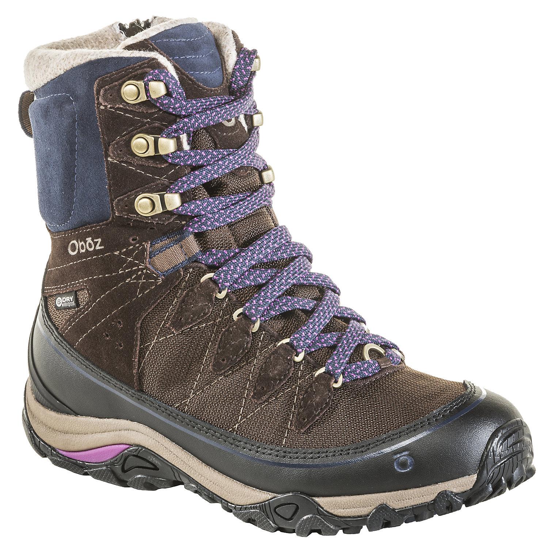 Oboz Women's Juniper 8IN Insulated BDry Boot