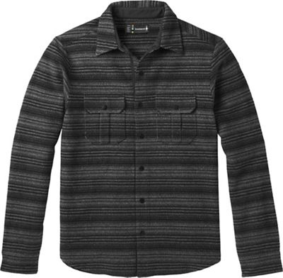 Smartwool Men's Anchor Line Stripe Shirt Jacket
