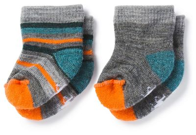 Smartwool Baby Bootie Batch Sock - 2 Pack