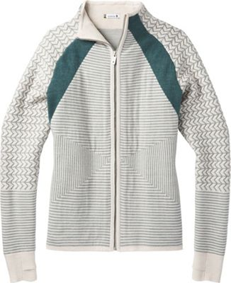 Smartwool Women's Dacono Ski Full Zip Sweater