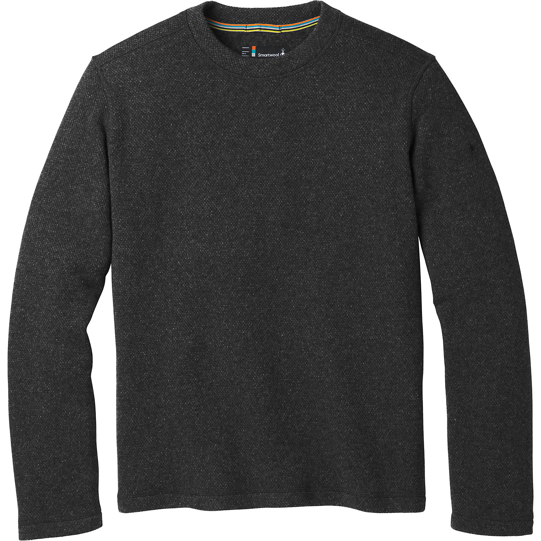 5a7a50b32a Smartwool Men s Hudson Trail Fleece Crew Sweater - Moosejaw