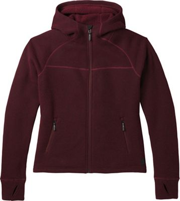 Smartwool Women's Hudson Trail Full Zip Fleece Sweater