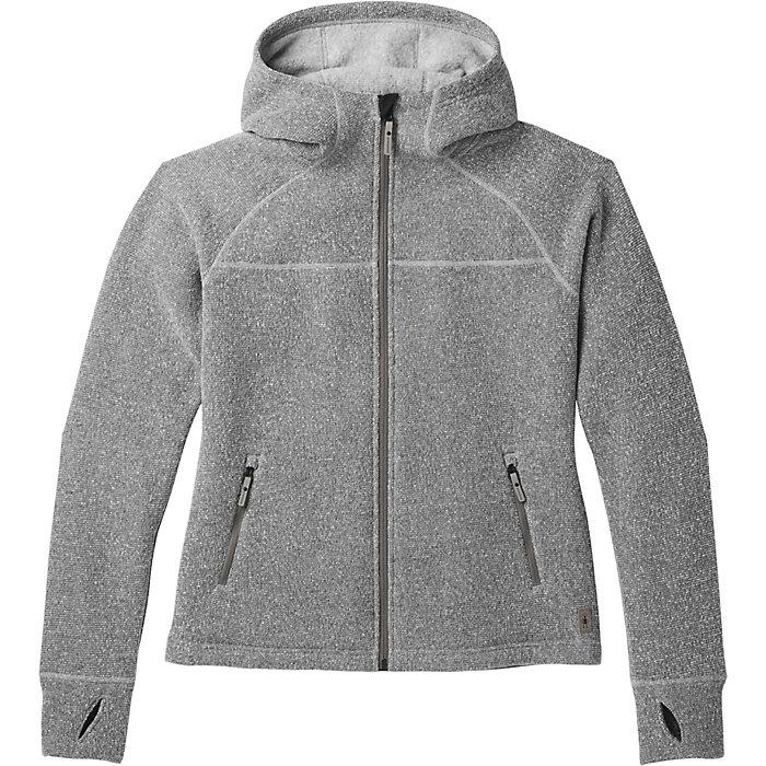 0f48d8161 Smartwool Women's Hudson Trail Full Zip Fleece Sweater - Moosejaw