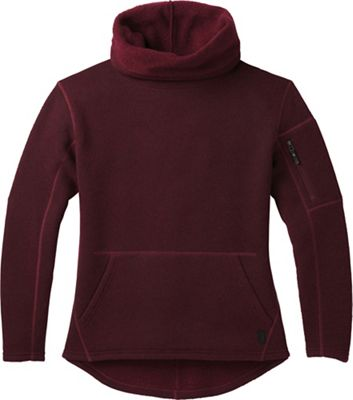 Smartwool Women's Hudson Trail Pullover Fleece Sweater
