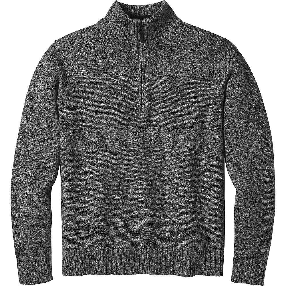 9b9e94f3a7c64f Smartwool Men's Ripple Ridge Half Zip Sweater - Moosejaw