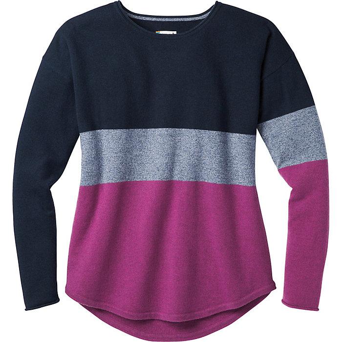 Lutratocro Men Loose Fit Pullover O-Neck Color Block Sweatshirts Jacket