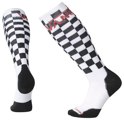 Smartwool PhD Slopestyle Medium VANS Checkerboard Sock