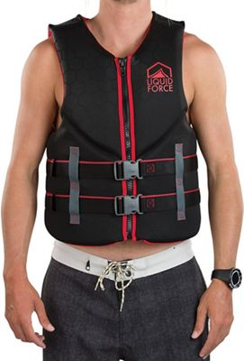 Liquid Force Men's Hinge Classic CGA Vest