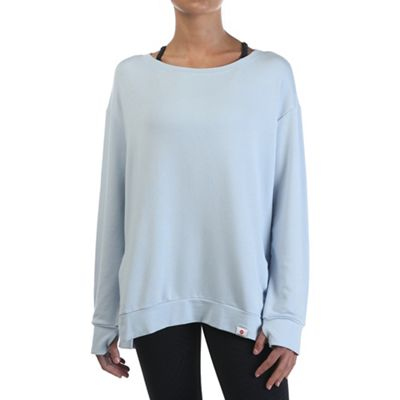 Vimmia Women's Soothe Open Tie Back Pullover Top