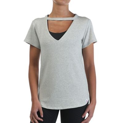 Vimmia Women's Star Scoop V Neck Tee