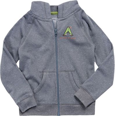 United By Blue Kids' Adventure Zip Up Hoodie