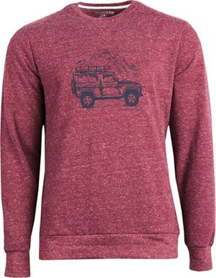 United By Blue Men's Adventure Mobile Crew Pullover