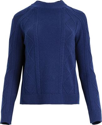 United By Blue Women's Bray Fisherman Sweater