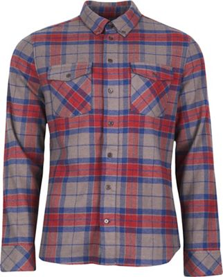 United By Blue Men's Bridger Flannel Button Down Shirt