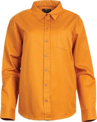 United By Blue Women's Cottonwood Canvas Button Down Shirt