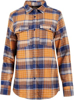 United By Blue Women's Fremount Flannel Button Down Shirt
