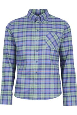 United By Blue Men's Pitchstone Plaid Button Down Shirt