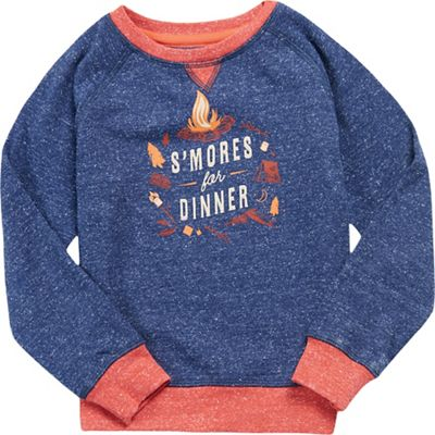 United By Blue Kids' S'Mores Crew Pullover