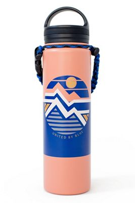 United By Blue Stainless Steel Bottle