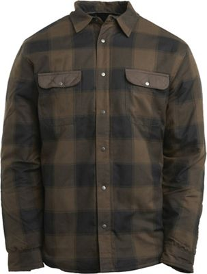 Flylow Men's Sinclair Insulated Flannel Shirt