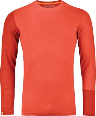 Ortovox Men's 185 Rock'N'Wool LS Top