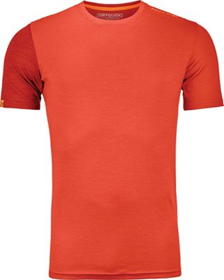 Ortovox Men's 185 Rock'N'Wool SS Top