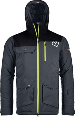 Ortovox Men's 2L Swisswool Andermatt Jacket