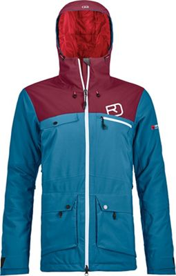 Ortovox Women's 2L Swisswool Andermatt Jacket