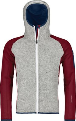Ortovox Men's Fleece Plus Classic Knit Hoody