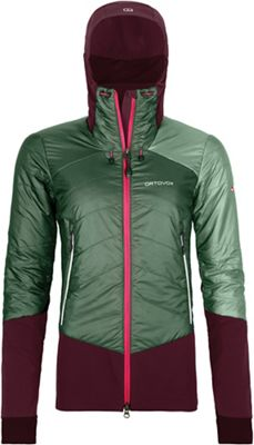 Ortovox Women's Swisswool Piz Palu Jacket