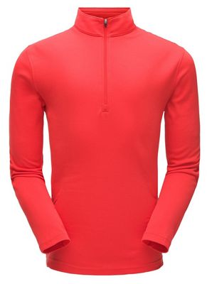 Spyder Men's Ace Zip T Neck Top