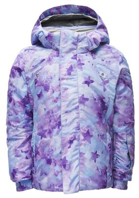 Spyder Girls' Bitsy Glam Jacket