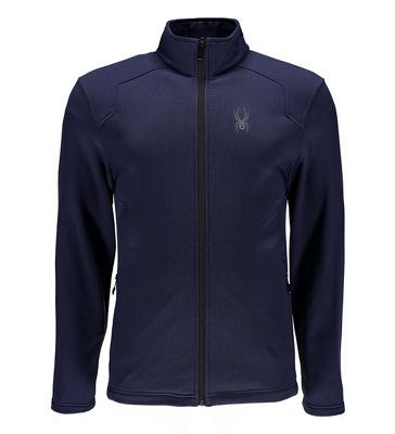 Spyder Men's Chambers Full Zip Jacket