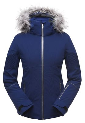 Spyder Women's Diabla Faux Fur Jacket