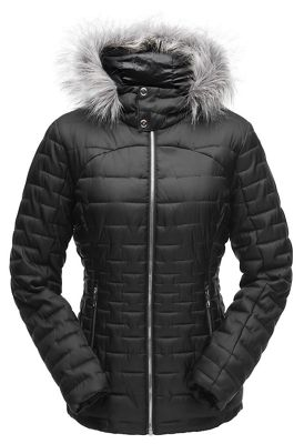 Spyder Women's Edyn Hoody Insulated Jacket