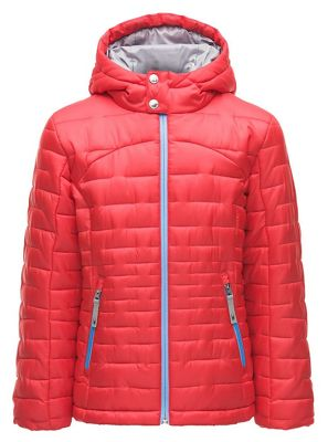 Spyder Girls' Edyn Hoody Insulated Jacket