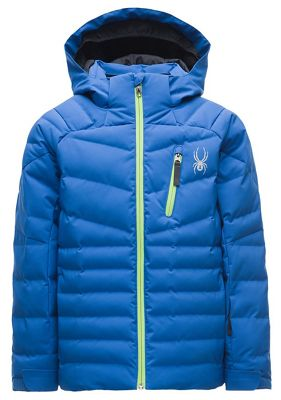 Spyder Boys' Impulse Synthetic Down Jacket
