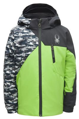 Spyder Boys' Mini Ambush Jacket