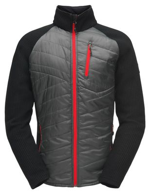 Spyder Men's Ouzo Full Zip Stryke Jacket