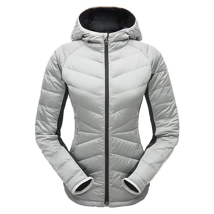 Spyder Women s Solitude Hoody Down Jacket - Moosejaw b3e5d6b9b