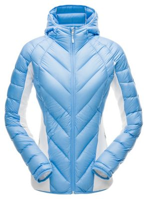 Spyder Women's Syrround Hybrid Hoody Jacket