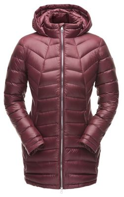 Spyder Women's Syrround Long Down Jacket