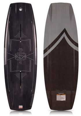 Liquid Force RDX 139cm Wakeboard with Hitch Package
