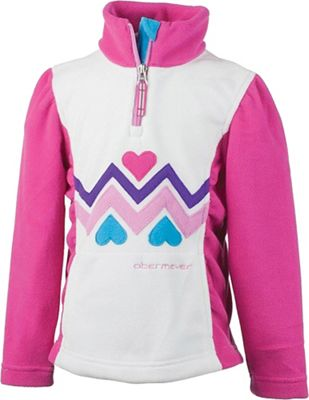 Obermeyer Kids' Ric-Rac Fleece Top