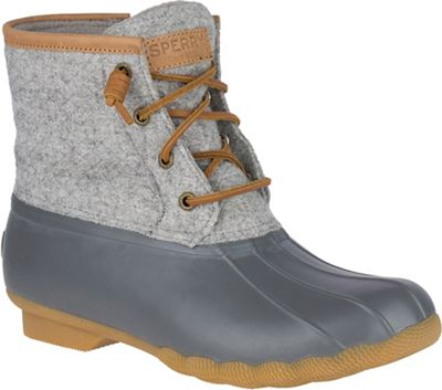 Sperry Women's Saltwater Emboss Wool Boot