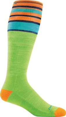 Darn Tough Men's Trail Legs Over The Calf Cushion with Compression Sock